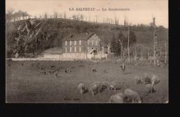 34/002.....LA SALVETAT ...GENDARMERIE - France