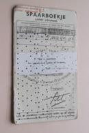 SPAARBOEKJE - Livret D'Epargne A.S.L.K. ( BERCHEM (Antw.) Mels Maria ) Anno 1958-68 ( Zie / See / Voir Photo ) ! - Banca & Assicurazione