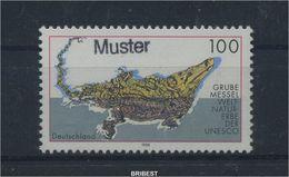 BUND 1998 Nr 2006 ** Mit MUSTER Handstempel (90110) - Zonder Classificatie