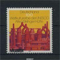 BUND 1996 Nr 1875 ** Mit MUSTER Handstempel (90114) - Zonder Classificatie