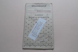 SPAARBOEKJE - Livret D'Epargne A.S.L.K. ( EDEGEM (Antw.) Mels Maria ) Anno 1977-84 ( Zie / See / Voir Photo ) ! - Banca & Assicurazione