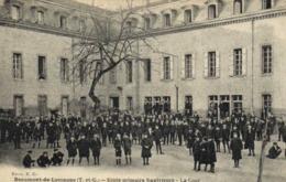 Beaumont De Lomagne (T Et G) Ecole Primaire Supérieure La Cour RV - Beaumont De Lomagne