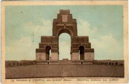 31ksi 2405 CPA - MONUMENT DE THIEPVAL PRES ALBERT - Albert