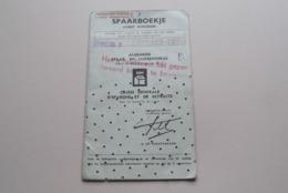 SPAARBOEKJE - Livret D'Epargne A.S.L.K. ( MORTSEL (Antw.) Meyers Paul ) Anno 1967-71 ( Zie / See / Voir Photo ) ! - Banca & Assicurazione