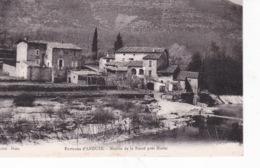 MIALET(MOULIN DE LA BONTE) ANDUZE - Anduze