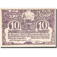 Billet, Autriche, Ried, 10 Heller, Eglise, 1920, 1920-10-31, SPL, Mehl:FS 836Ia - Autriche