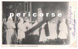 48  Mende  Procession Des Pénitents Blanc - Mende