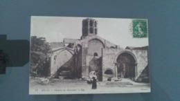 CPA - 72. Arles - Chapelles Des Alyscamps - Arles