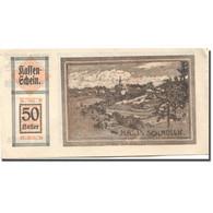 Billet, Autriche, Schmolln, 50 Heller, Village 1920-10-31, SUP+ Mehl:FS 587IIa - Autriche