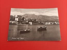 Cartolina Formia Dal Mare - 1958 - Latina