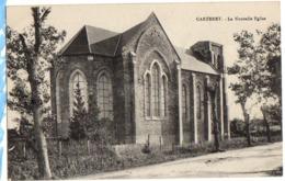 CARTERET - Carte Sur La NOUVELLE EGLISE - Carteret