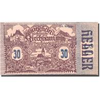 Billet, Autriche, Kirchham, 30 Heller, Village 1920-05-09, SPL Mehl:FS 446Ia - Austria