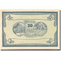 Billet, Autriche, Manning, 20 Heller, Ferme, 1920, 1920-05-22, SPL, Mehl:FS 578a - Autriche