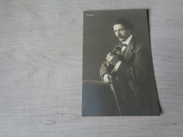 Carte ( 410 )  Thème  :  Musique  Muziek  -  Jacques Thibaud     Bordeaux - Music And Musicians