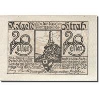 Billet, Autriche, Strass, 20 Heller, Blason 1, 1920-05-12, SPL Mehl:FS 1047a - Austria