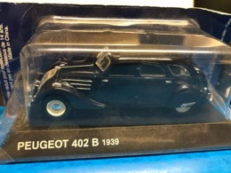 PEUGEOT 402 B 1939 - 1/43 - COMME NEUVE SOUS BLISTER - Cars & 4-wheels