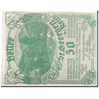 Billet, Autriche, St Georgen, 50 Heller, Paysage, 1920, 1920-07-01, SPL - Autriche