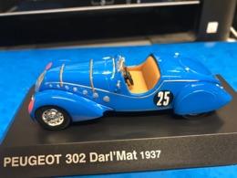 PEUGEOT 302 DARL'MAT 1937 - 1/43 - COMME NEUVE SOUS BLISTER - Cars & 4-wheels