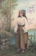AK -Polen - Bielitz - Frau In Tracht - 1905 - Polen