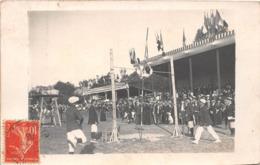¤¤   -   Carte-Photo D'un Meeting D'Athlétisme Sur Un Stade En 1905   -  Saut à La Perche  -  Sport   -  ¤¤ - Athletics