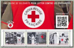 France 2019 - Croix-Rouge - Une Chaîne De Solidarité Pour Lutter Contre Les Précarités ** - France
