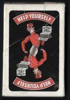 """Jeu De 32 Cartes """" Help Yourself """" - Cartes à Jouer Classiques"""