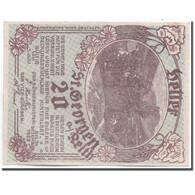 Billet, Autriche, St Georgen, 20 Heller, Paysage, 1920, 1920-07-01, SPL - Autriche