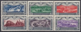 EGYPT 35-40,unused - Stamps