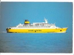 CPM - Carte Postale - Bateau - Corse - Carre Ferry Corsica Ferries - Edition La Corse Inoubliable - Ferries