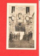 AUGUSTA Cpa Animée Porta D ' Entrada Della Casa Penale Prison          321 Edit Cannava - Italië