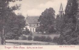 Tongre Notre Dame Eglise Vue Du Canal - Andere