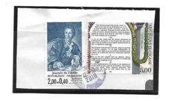 Frankreich 331 / Tag Der Briefmarke, Deklaration 1989 - Oblitérés