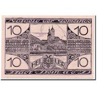 Billet, Autriche, Stein An Der Donau, 10 Heller, Paysage, 1920, 1920-09-30, SPL - Autriche