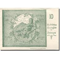Billet, Autriche, Sarmingstein, 10 Heller, Château, 1920, SUP Mehl:FS 914Ib - Austria