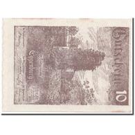 Billet, Autriche, Eggenburg, 10 Heller, Paysage, 1920, 1920-12-31, SPL - Autriche