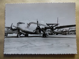 AEROPORT / AIRPORT / FLUGHAFEN   MARSEILLE MARIGNANE   BREGUET DEUX PONTS  AIR FRANCE - Aérodromes