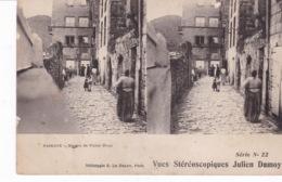 PASSAGE(CARTE STEREO) Victor Hugo - Stereoscopische Kaarten