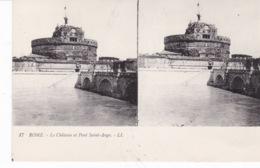 ROME(CARTE STEREO) - Stereoscopische Kaarten