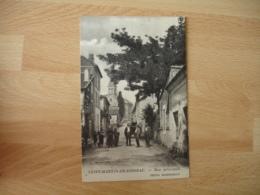 Saint Martin De Riberac Animation Rue Principale - Otros Municipios