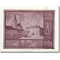 Billet, Autriche, Haag, 20 Heller, Ange, 1920, 1920-12-31, SPL, Mehl:FS 318Vb - Austria
