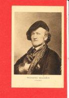 Portrait De Richard WAGNER Cpa Animée  17745 Edit Braun - Musique Et Musiciens