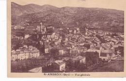 SAINT AMBROIX - Saint-Ambroix