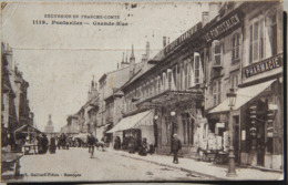 Pontarlier (Doubs), Grande-Rue - Pontarlier
