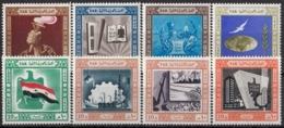 EGYPT 136-143,unused - Stamps