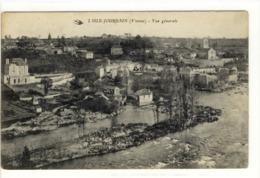 Carte Postale Ancienne L'Isle Jourdain - Vue Générale - L'Isle Jourdain