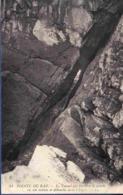 29 PLOGOFF Le Tunnel Qui Traverse La Pointe En Son Milieu Et Débouche Dans L'Enfer - Plogoff