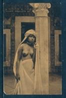 15035 Nella Libia Italiana - Giovane Araba - Jeune Fille Au Seins Nus - Libye