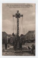 - CPA FAY-SUR-LIGNON (43) - La Croix De Mission (avec Personnages) - Editions Margerit-Brémond 5363 - - Frankrijk