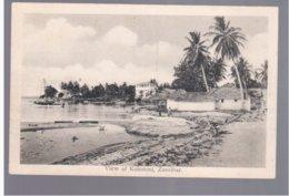 TANZANIA Zanzibar View Of Kokotoni Ca 1925 Old Postcard - Tanzania
