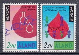 EUROPA - CEPT - Michel - 1994 - ALAND - Nr 86/88 - MNH** - Europa-CEPT